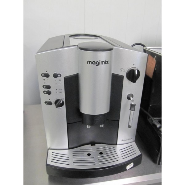 koffieautomaat magimix robot cafe volautomaat de kopermolen. Black Bedroom Furniture Sets. Home Design Ideas