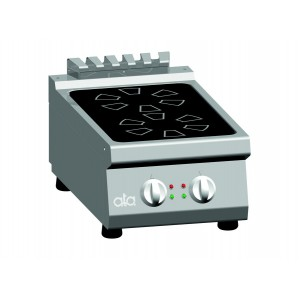 Kooktafel ATA inductie 2-zones tafelmodel