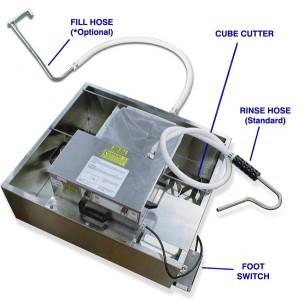EZMelt 34 vet filter smelter