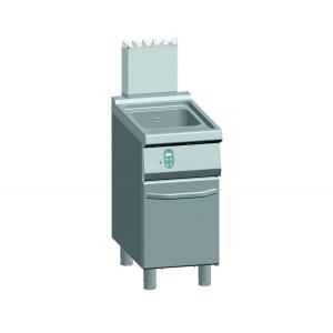 ATA friteuse op gas 15 liter - elektrische regelaar