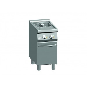 ATA friteuse elektrisch 9+9 liter