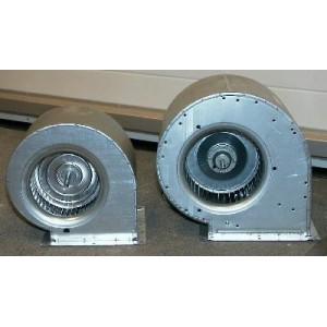 Ventilatormotor 2500 m³/uur