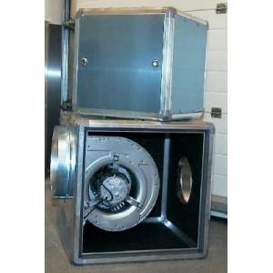 Ventilatorkasten (boxen)
