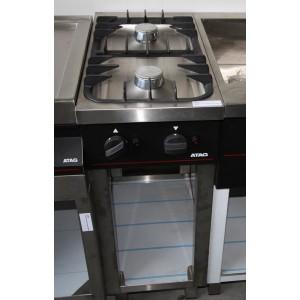 Kooktafel ATAG 2-pits open onderstel