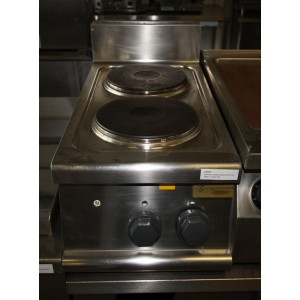 Kookplaat 3oppas 2-plaats tafelmodel