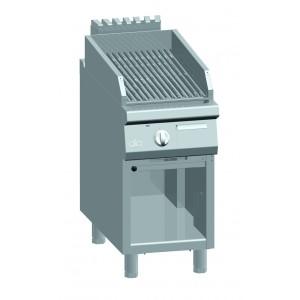Lavasteengrill ATA (vlees) + open onderstel