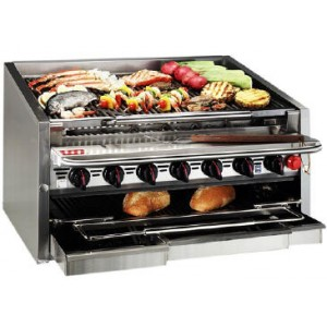Magikitch'n grill CM-636