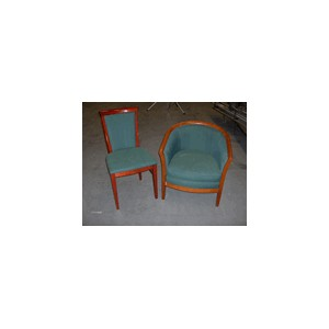 Luxe stoelen in twee uitvoeringen